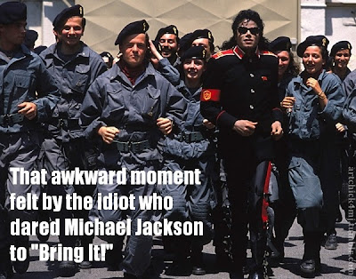 Michael Jackson Bring It Meme