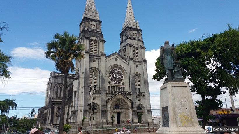 Catedral Metropolitana de Fortaleza - o que fazer em Fortaleza