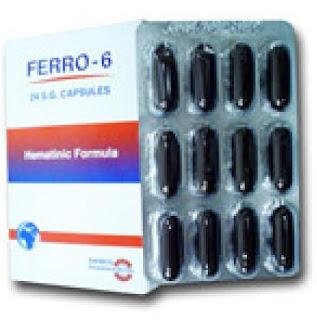 فيرو 6 اقراص