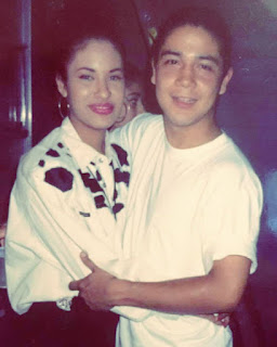Chris Perez recollects Selena Quintanilla on 23-year death Anniversary
