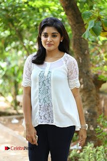 Actress Niveda Thomas Pictures at Rojulu Marayi Press Meet 0012