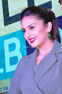 Huma Qureshi Stills At Jolly LLB 2 Press Meet 18.jpg