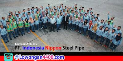 Lowongan Kerja PT. Indonesia Nippon Steel Pipe Karawang