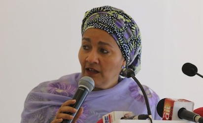 Amina's UN post excites Buhari