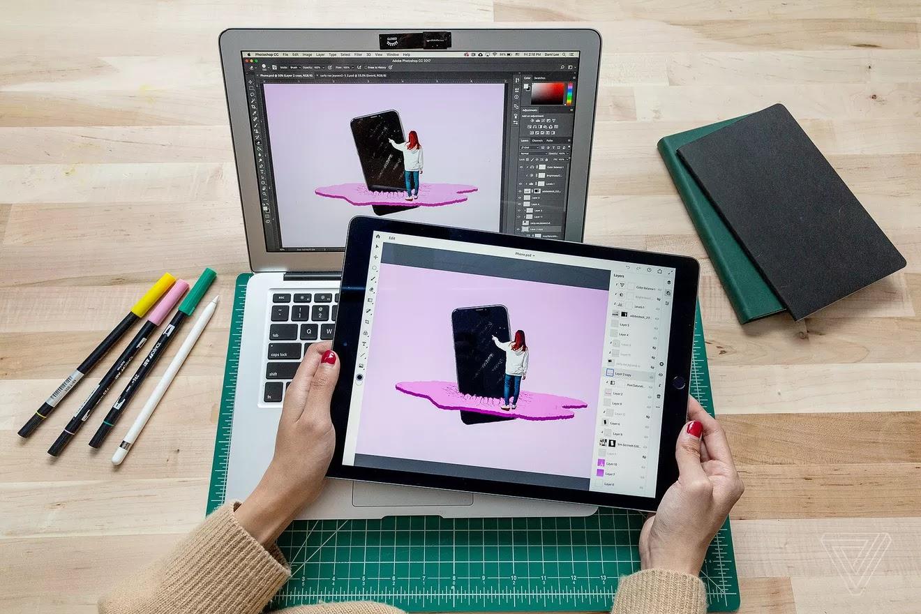 Photoshop-iPad-2019