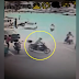 (Video) Pergi Petronas Nak Isi Minyak, Motosikal Takde!