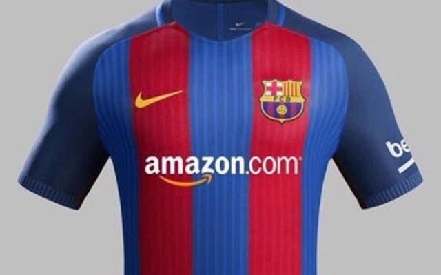 """A Nike no le gusta nada el """"tonteo"""" del Barça con Amazon"""