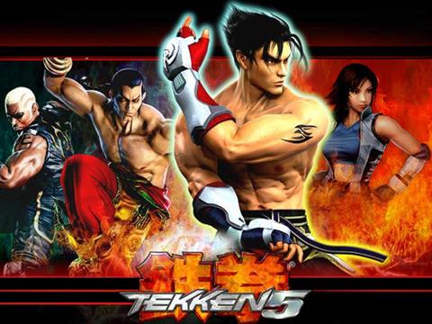 Tekken 5 (usa) iso download < ps2 isos   emuparadise.