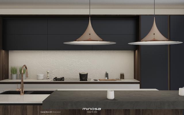 quartz kitchen worktops electric induction hob