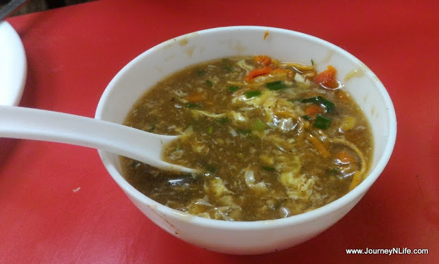 Chicken Manchow Soup at Pakko Chinese & Restaurant/Caterers