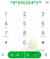 Cara mengunci jaringan 4G di hp xiaomi