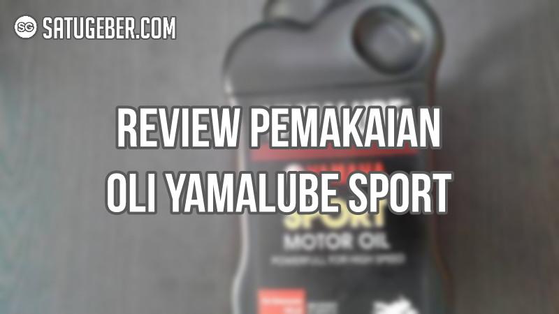 gambar botol oli Yamalube Sport
