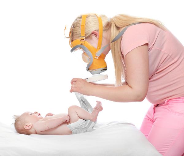 نصائح مهمة في حال تعرض طفلك للإسهال