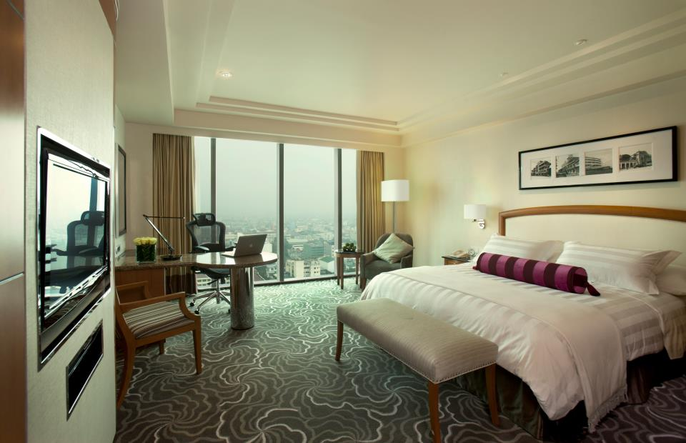 Pan Pacific Room Rates