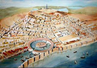 La storia dei fenici per la scuola elementare