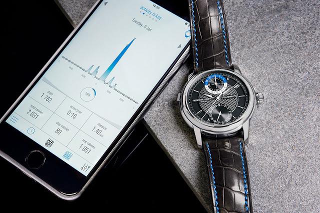 Frederique Constant Hybrid Manufacture Smartwatch