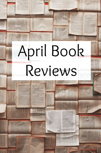 April Book Reviews