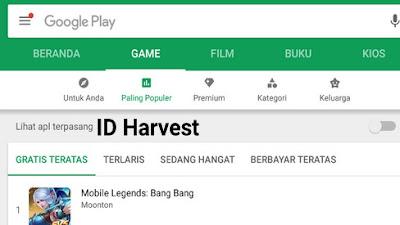 Cara Mengetahui Mengetahui Game Android yang Trending di Google Play