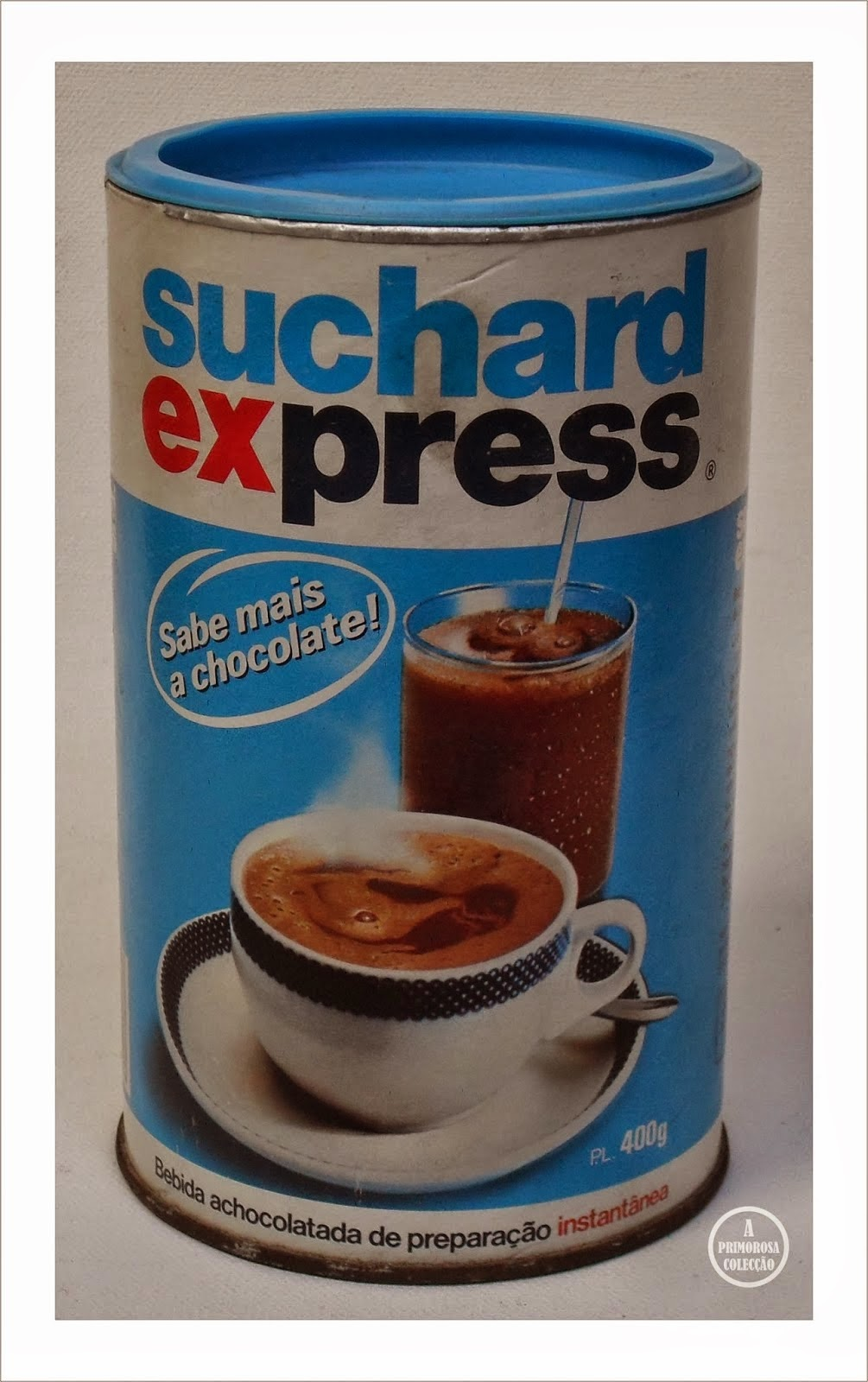 ... do Suchard Express