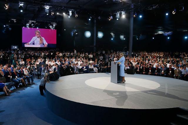 Тимошенко: объединимся для построения нового курса Украины – предлагаем четыре платформы. Видео