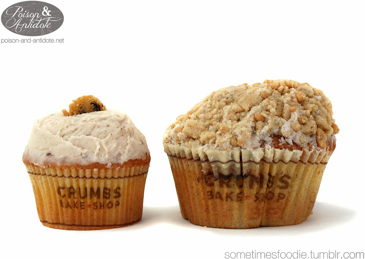 Sometimes Foodie: Cookie Dough (Classic Sized) Cupcake