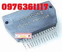 IC STK4026II công suất