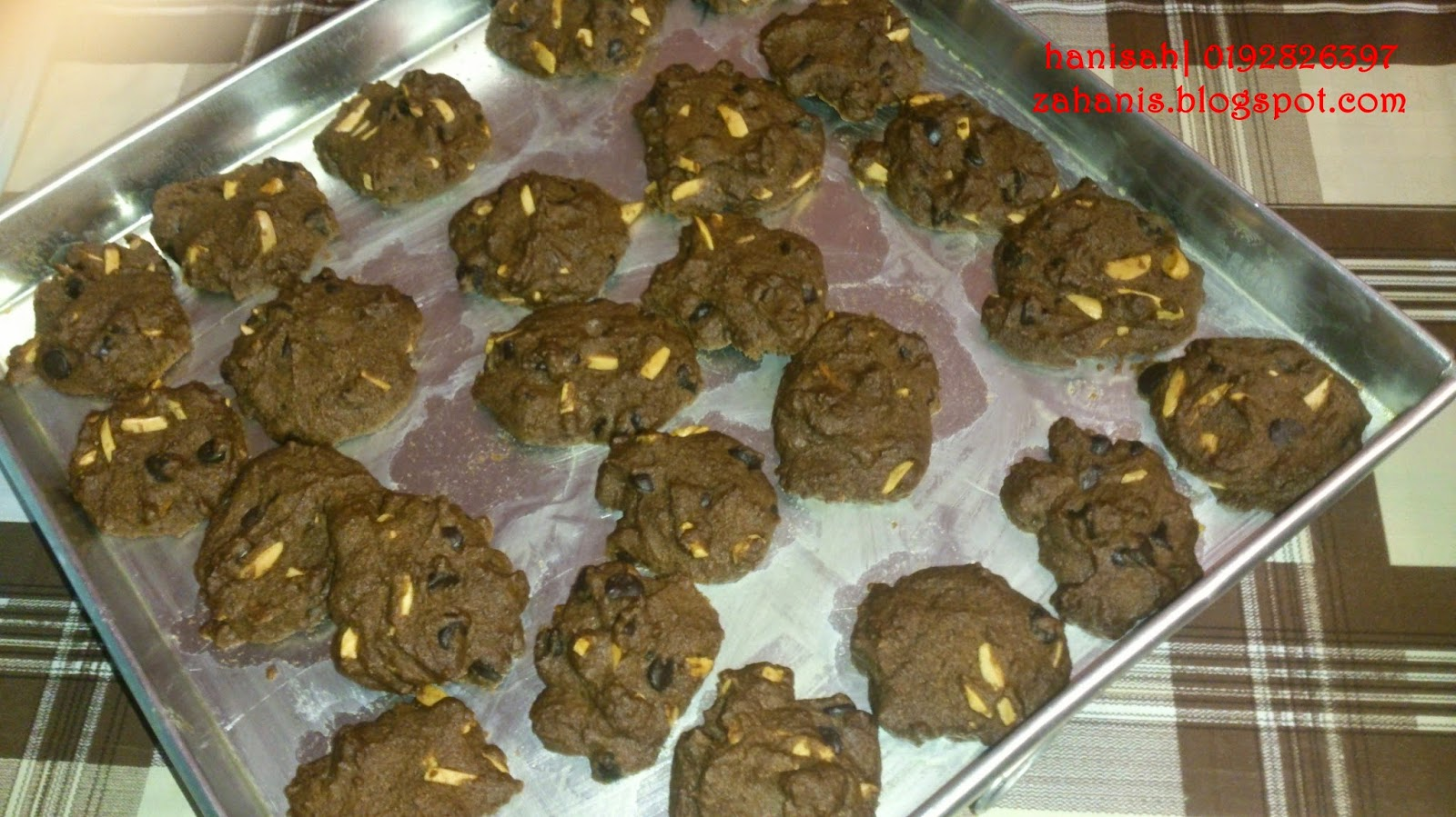 chocholate chips cookies kerteh