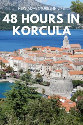48 Hours in Korcula