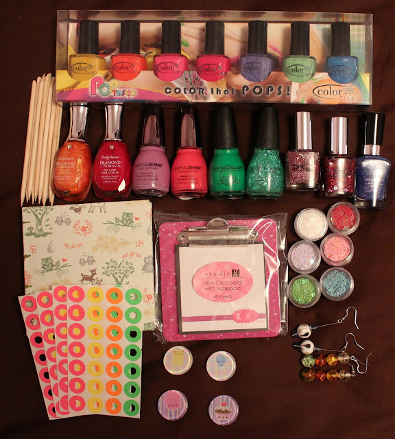 Nails4Dummies - Giveaway Prize Pack #2!