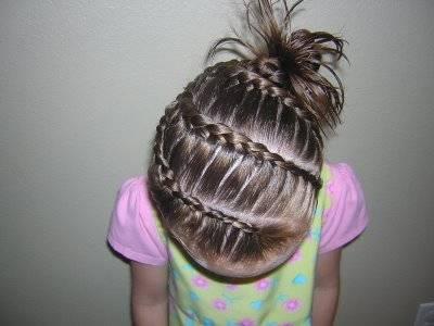 Awe Inspiring Princess Hairstyles Little Girls Princess Hairstyles For Little Short Hairstyles Gunalazisus
