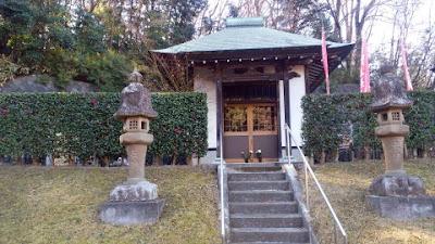 日奉千体地蔵堂