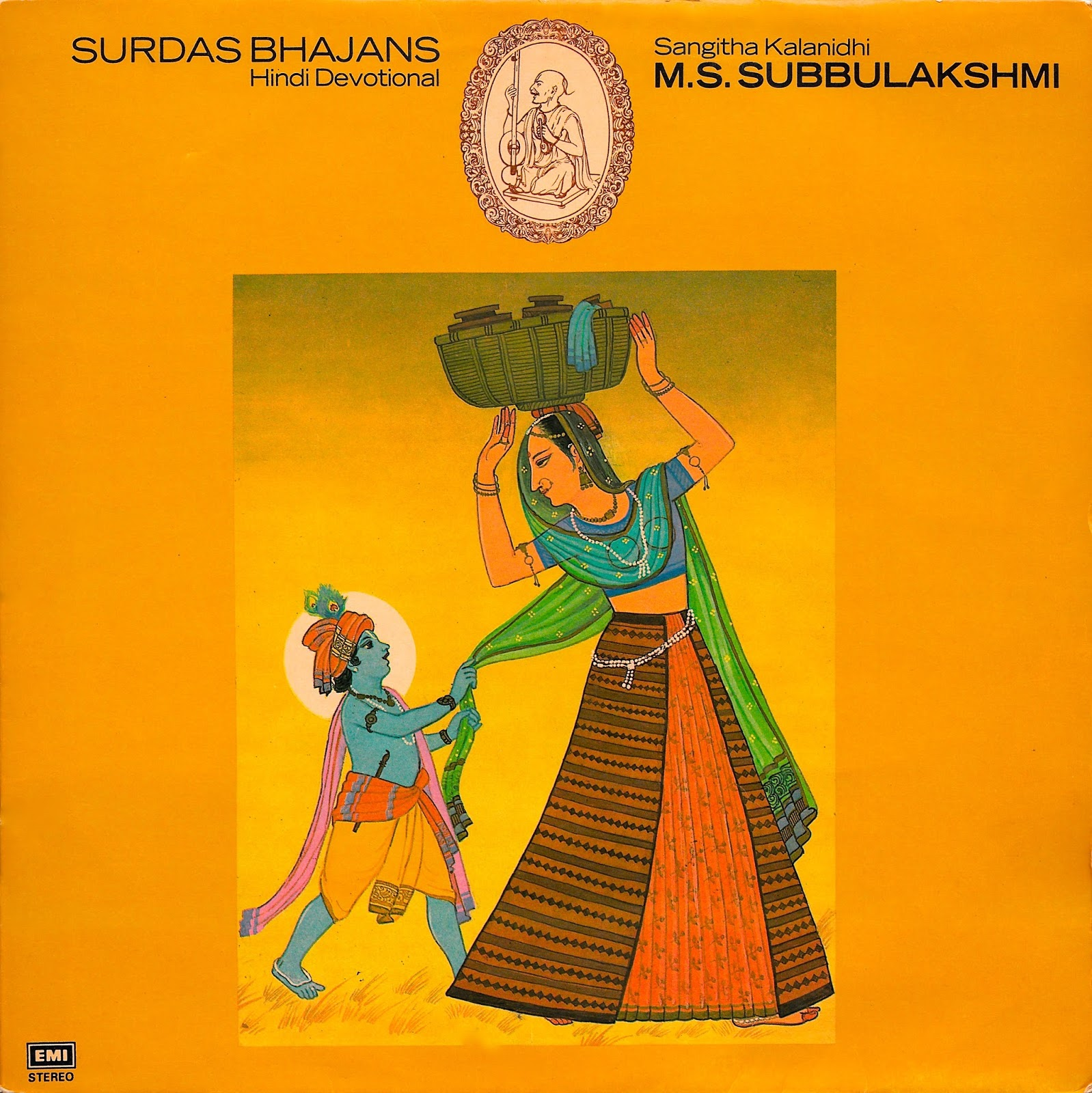 Flat, Black and Classical: Indian Classical Music on Vinyl