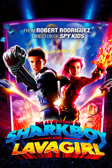 As Aventuras de Sharkboy e Lavagirl (2005) Torrent – BluRay 720p Dublado / Dual Áudio 5.1 Download