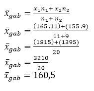 Contoh Soal Statistika SMP Kelas 9 Gambar 13