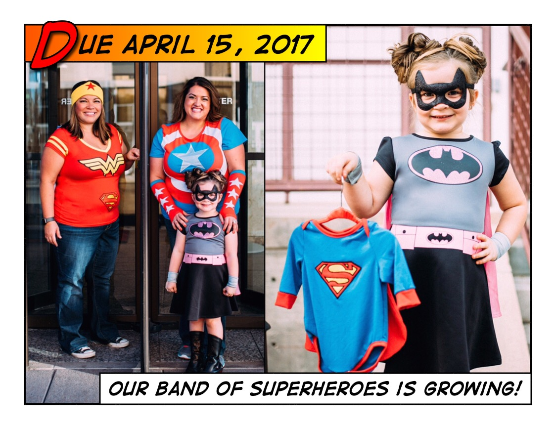 *Superhero Family News*