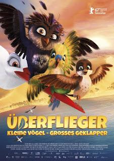 Richard, la cigüeña(Überflieger - Kleine Vögel, großes Geklapper)