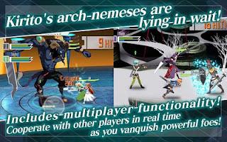 Sword Art Online Memori Defrag English v1.9.0 Apk MOD Android Terbaru