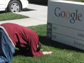 Tuhan Google? Ini 8 Alasan Orang Yang Menganut Agama Googlism - Responsive Blogger Template
