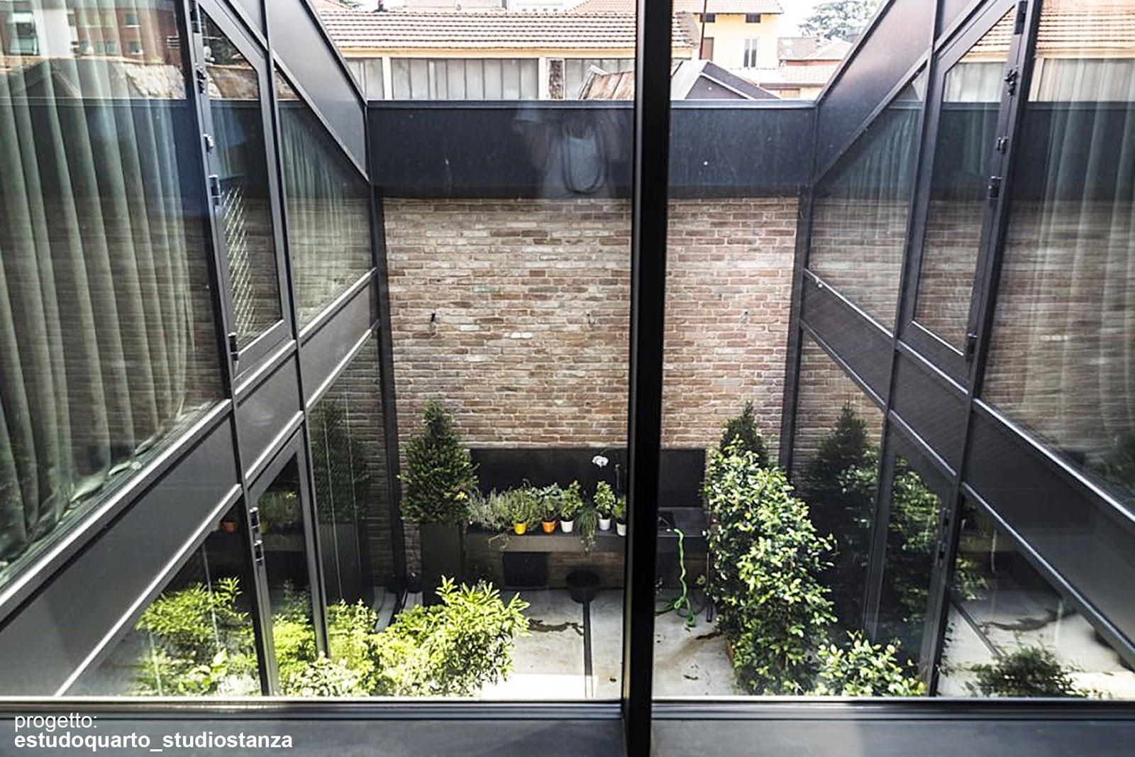Loft i love ny studio di architettura a verona case for Foto di loft arredati