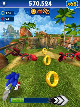 sonic dash hack android apk September
