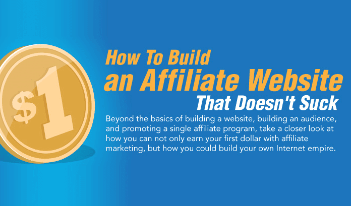 How to Build an Affiliate Website That Doesn't Suck