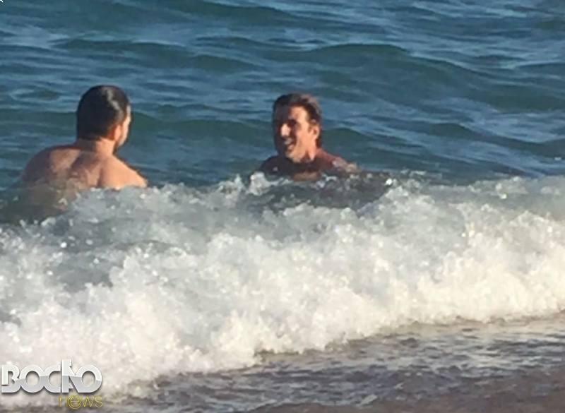 Gianecchini recebe apoio de internautas após fotos de suposto beijo em outro homem
