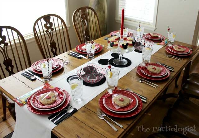 cute disney dining table