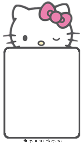 Perfect Photo Frame Hello Kitty Gallery - Frames Ideas - ellisras.info