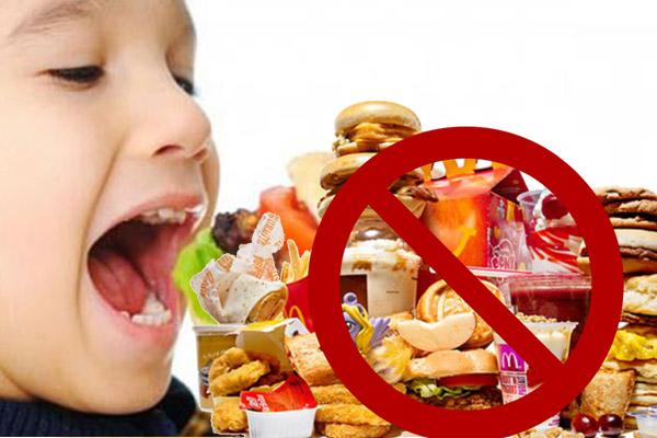 Junk Food Untuk Kesehatan Anak-Anak