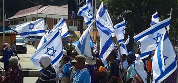 Kata Kapolda, Konvoi Bawa Bendera Israel di Papua Sebagai Tradisi