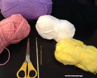 crochet an owl pillow