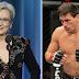 A melhor resposta ao discurso mentiroso de Meryl Streep veio do brasileiro Demian Maia