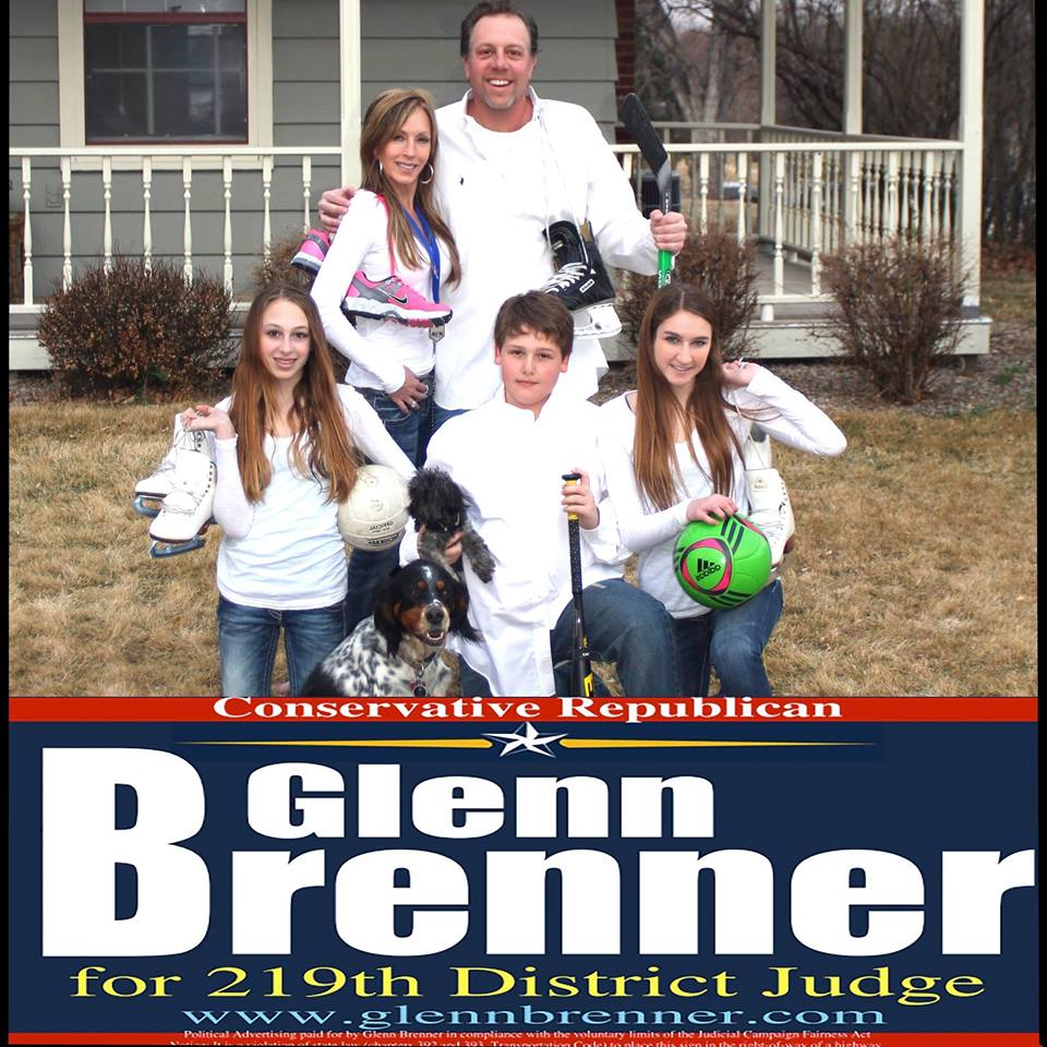 Glenn Brenner for District Judge