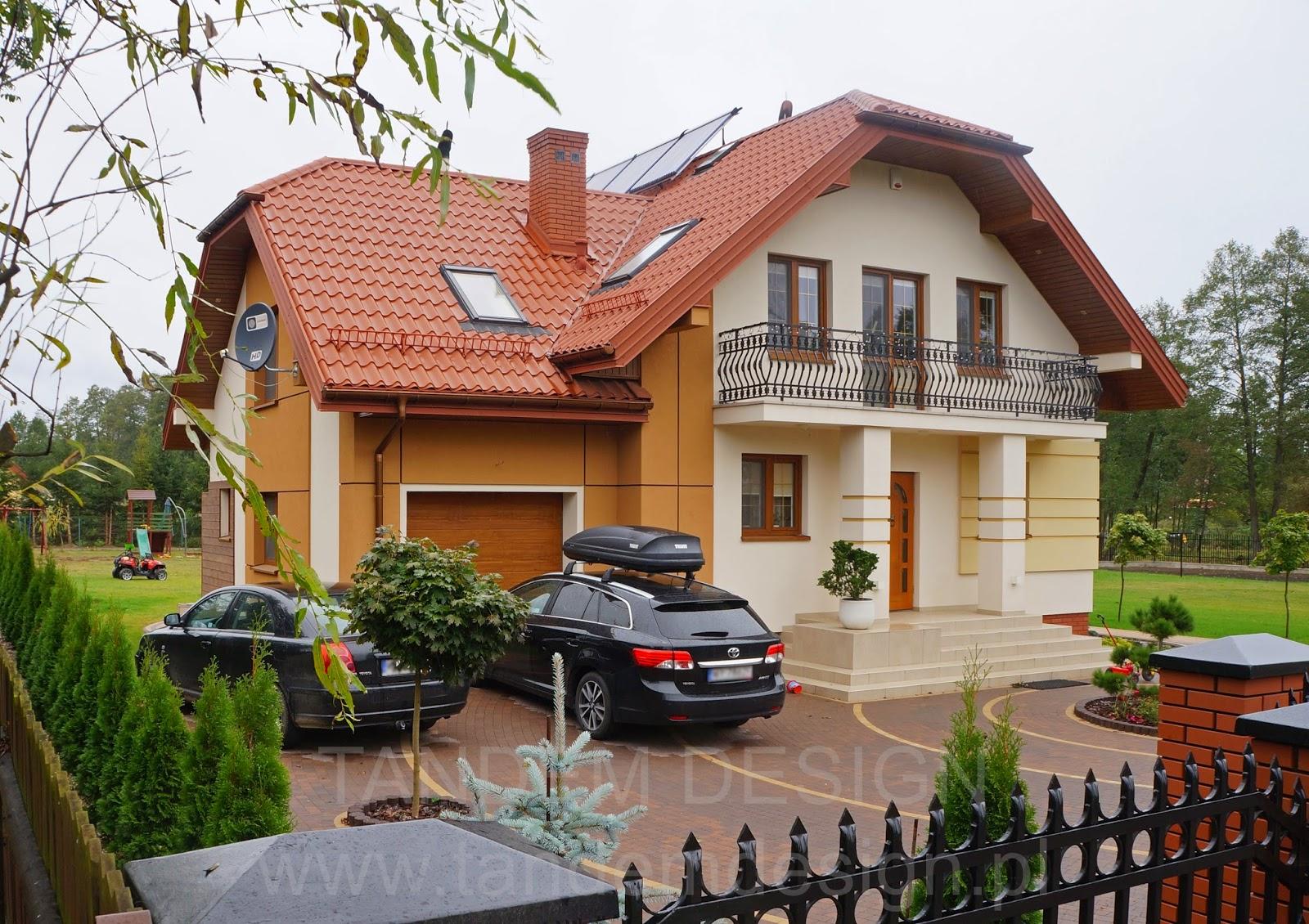 Projektowanie Elewacji Zdjęcia Z Realizacji Projekt Elewacji Domu
